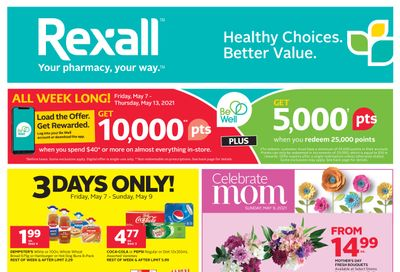 Rexall (ON) Flyer May 7 to 13