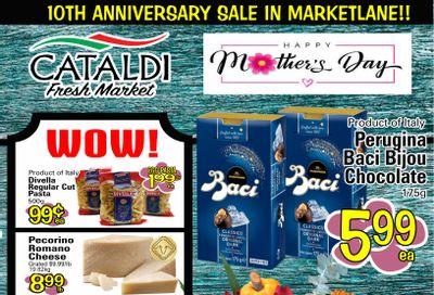 Cataldi Fresh Market Flyer May 5 to 11