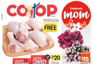 Foodland Co-op Flyer May 6 to 12