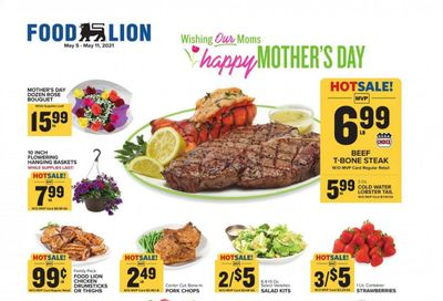 Food Lion (NC) Weekly Ad Flyer May 5 to May 11