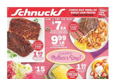 Schnucks (IA, IL, IN, MO) Weekly Ad Flyer May 5 to May 11