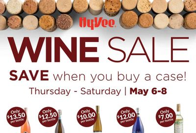 Hy-Vee (IA, IL, KS, MO) Weekly Ad Flyer May 5 to May 12