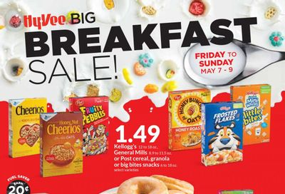 Hy-Vee (IA, IL, MN, MO, SD) Weekly Ad Flyer May 5 to May 12