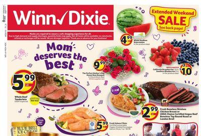Winn Dixie (AL, FL, GA, LA) Weekly Ad Flyer May 5 to May 11