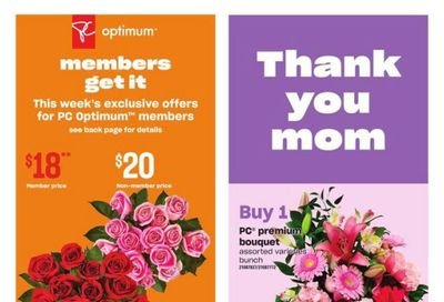 Loblaws City Market (West) Flyer May 6 to 12
