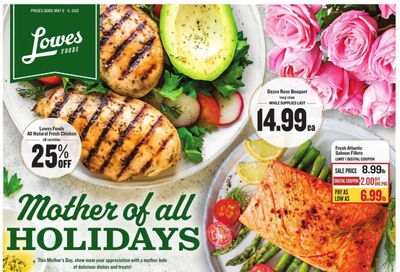 Lowes Foods (NC, SC) Weekly Ad Flyer May 5 to May 11