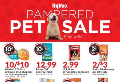 Hy-Vee (IA, IL, MN, MO, SD) Weekly Ad Flyer May 5 to May 18