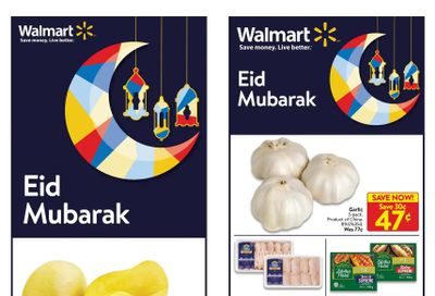 Walmart (West) Flyer May 6 to 12