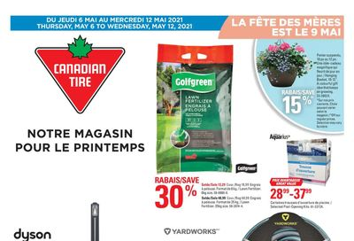 Canadian Tire (QC) Flyer May 6 to 12