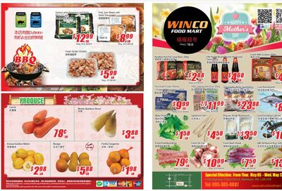 WinCo Food Mart (HWY 7) Flyer May 6 to 12