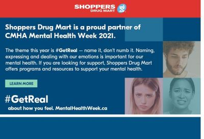 Shoppers Drug Mart (Atlantic) Flyer May 8 to 14