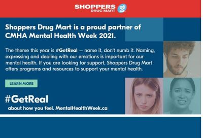 Shoppers Drug Mart (West) Flyer May 8 to 14