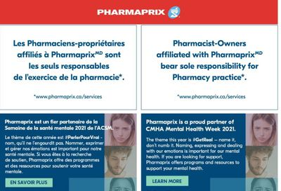 Pharmaprix Flyer May 8 to 14