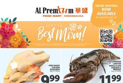 Al Premium Food Mart (Mississauga) Flyer May 6 to 12