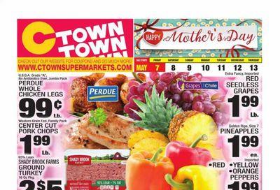 C-Town (CT, FL, MA, NJ, NY, PA) Weekly Ad Flyer May 7 to May 13