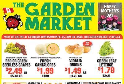 The Garden Market Flyer May 7 to 13