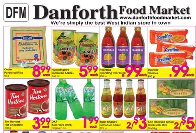 Danforth Food Market Flyer May 6 to 12
