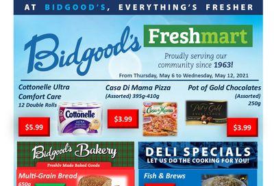 Bidgood's Flyer May 6 to 12