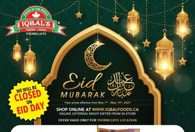 Iqbal Foods Flyer May 7 to 14