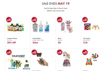 The Bargain Shop & Red Apple Stores Red Hot and Multi Deals May 6 to 19