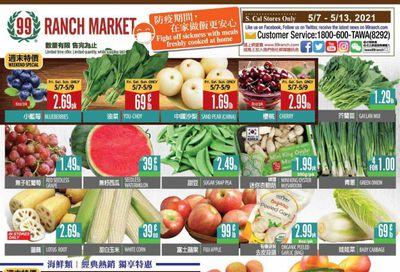 99 Ranch Market (CA) Weekly Ad Flyer May 7 to May 13