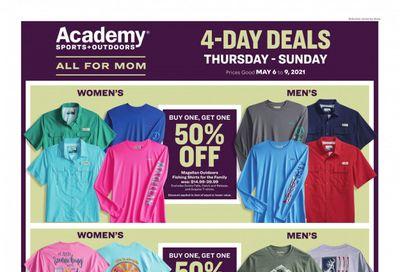 Academy Sports (AL, AR, GA, LA, MO, NC, SC, TN, TX) Weekly Ad Flyer May 6 to May 10