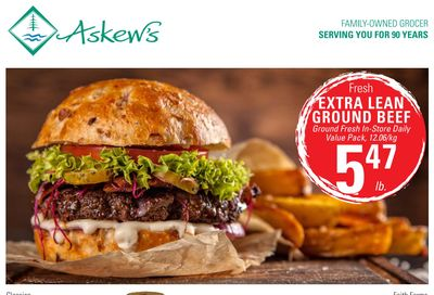 Askews Foods Flyer May 9 to 15
