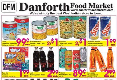 Danforth Food Market Flyer March 12 to 18