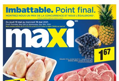 Maxi Flyer May 13 to 19