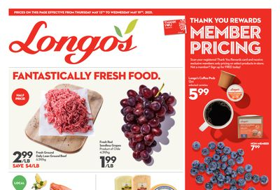Longo's (Ancaster & Liberty Village) Flyer May 13 to 19