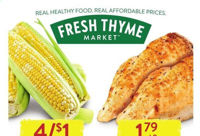 Fresh Thyme Weekly Ad Flyer May 12 to May 18