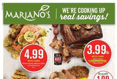Mariano's Weekly Ad Flyer May 12 to May 18
