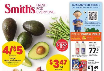 Smith's (AZ, ID, MT, NM, NV, UT, WY) Weekly Ad Flyer May 12 to May 18