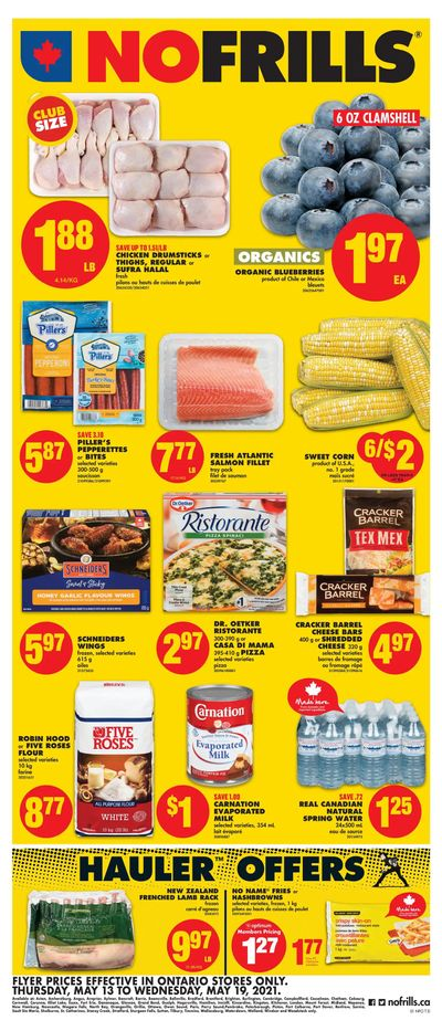 No Frills (ON) Flyer May 13 to 19