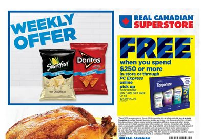 Real Canadian Superstore (ON) Flyer May 13 to 19