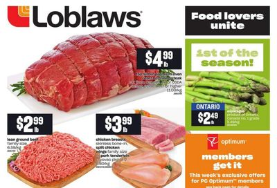 Loblaws (ON) Flyer May 13 to 19
