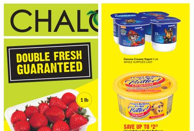 Chalo! FreshCo (West) Flyer May 13 to 19