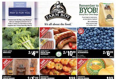 Farm Boy Flyer May 13 to 19
