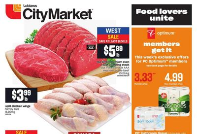 Loblaws City Market (West) Flyer May 13 to 19