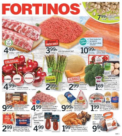 Fortinos Flyer May 13 to 19