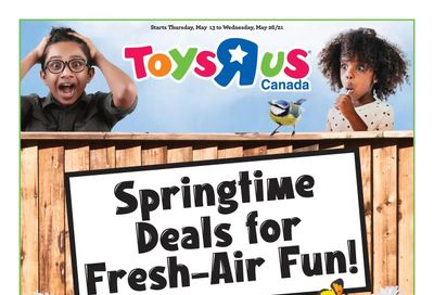 Toys R Us Flyer May 13 to 26