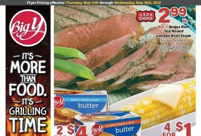 Big Y (MA) Weekly Ad Flyer May 13 to May 19