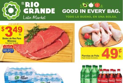 El Rio Grande (10, 21, 25, 30, 34, 53, 90) Weekly Ad Flyer May 12 to May 18