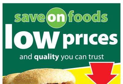 Save on Foods (SK) Flyer May 13 to 19