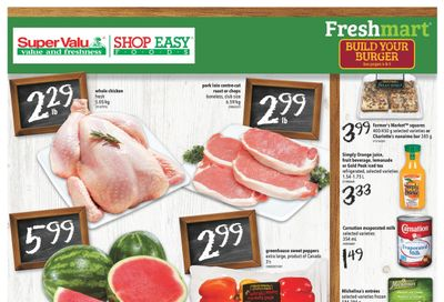 Shop Easy & SuperValu Flyer May 14 to 20