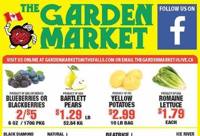 The Garden Market Flyer May 14 to 20