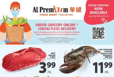 Al Premium Food Mart (Eglinton Ave.) Flyer May 13 to 19