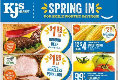KJ´s Market (GA, SC) Weekly Ad Flyer May 12 to May 18
