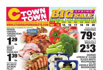 C-Town (CT, FL, MA, NJ, NY, PA) Weekly Ad Flyer May 14 to May 20