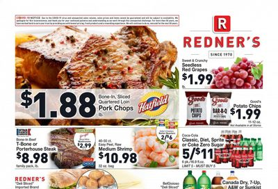 Redner's Markets (DE, MD, PA) Weekly Ad Flyer May 13 to May 19